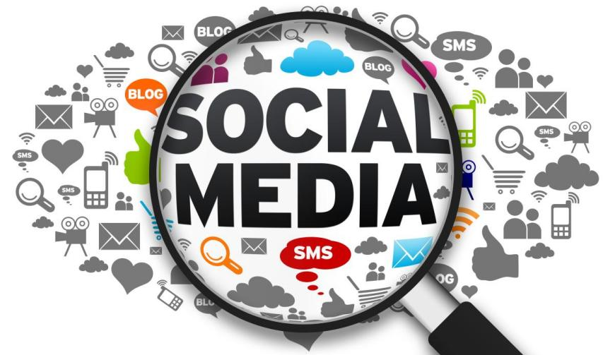 Social Media Marketing Management - NRD Media website design Chorley